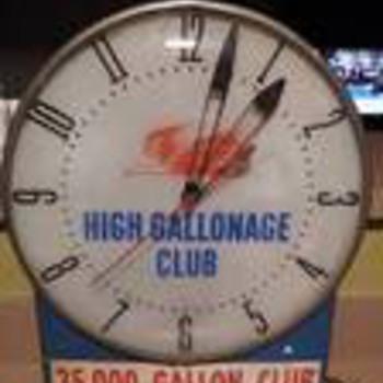 pure firebird pam clock - Advertising