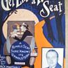 "Sheet Music,"" GET 'EM IN A RUMBLE SEAT""(1927)"