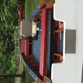 58 Thompson Boat