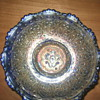 Persian Medallion Carnival Glass