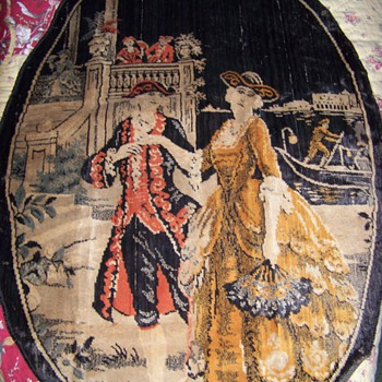 Any help with this tapestry?