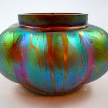 Loetz Medici (Phänomen Gre 2/484), ca. 1902 - Art Glass