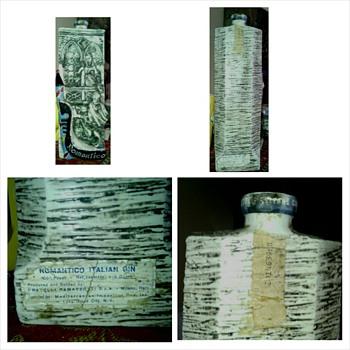 romantico Italian Gin bottle