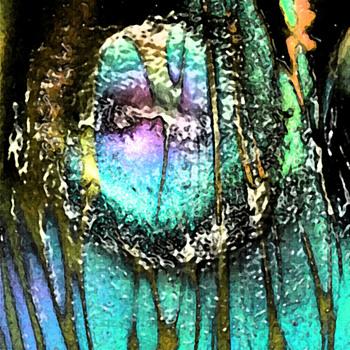 LOETZ MEDICI ART BY DAS - Art Glass