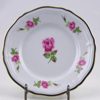 Chippendale Rose China by Johann Haviland, Bavaria, Germany - China and Dinnerware