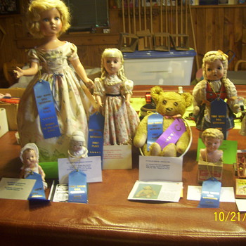 Rest of my pictures - Dolls