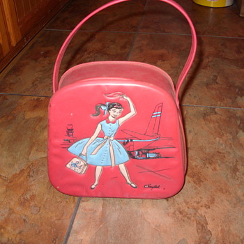 1960s pony tail travel bag - Bags