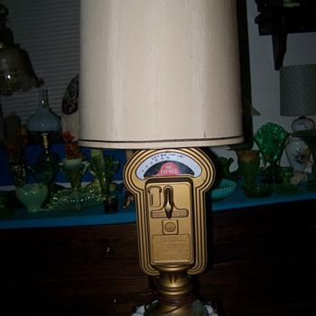 Duncan Parking Meter Lamp - Lamps