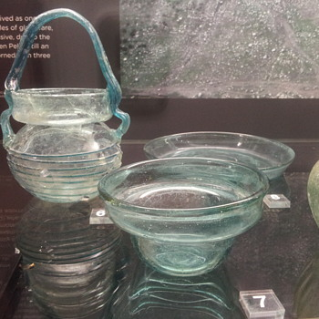 Ancient Glass - Art Glass