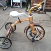 A tricycle that I came  across!!