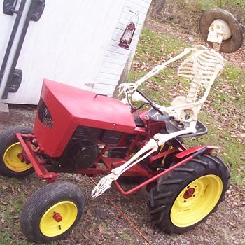 1963 SPEEDEX  - Tractors