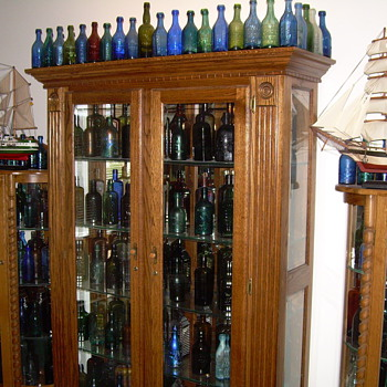 ~~~A Man Cave Bottle Room~~~ - Bottles