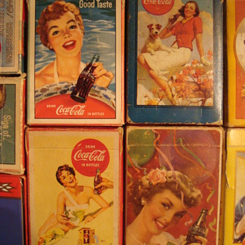 Coca-Cola Playing Cards - Coca-Cola