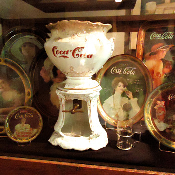 Part of my collection - part 2 - Coca-Cola