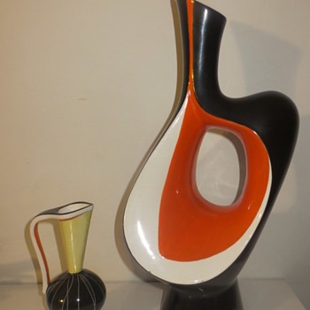 Portuguese Modernist Ceramique - Aleluia, Aveiro - Pottery