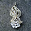 Vintage Trifari Brooch - Cavalcade Collection