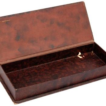 ancienne boîte de confiseur - chocolats meunier vers 1930 - Advertising