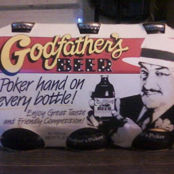 Godfathers Poker Beer