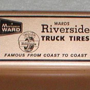 1963 - Montgomery Wards Clipboard - Advertising