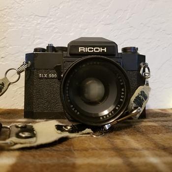 Ricoh SLX 500 - Cameras