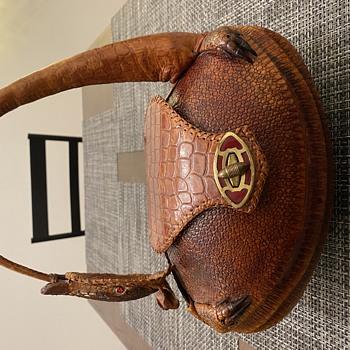 Armadillo Purse - Accessories