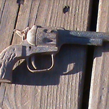 Nichols Brave Cap Gun - Toys