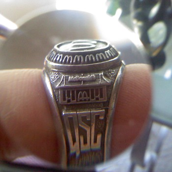 Silver McDonalds Ring  - Fine Jewelry