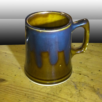 Novelty Drinking Mug - Pottery