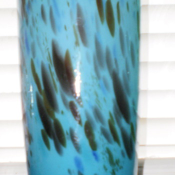 Another piece of mystery glass...  - Art Glass