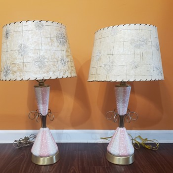 Seeking input on these lamps - Lamps