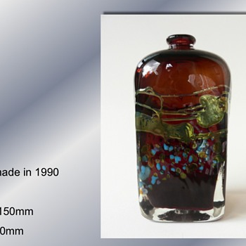 Pieces from an Exhibition - Art Glass