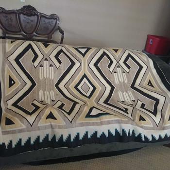 Navajo rug - Native American
