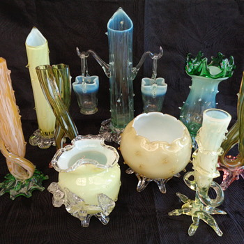 Thorny issues... - Art Glass