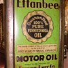 Effanbee Motor Oil...Guaranteed 100% Pure Pennsylvania Oil...Famous-Barr Co. St.Louis