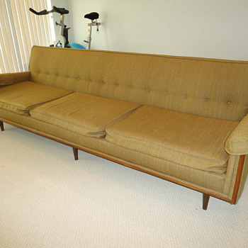 Mid Century sofa - Furniture