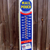 Mail Pouch Thermometer