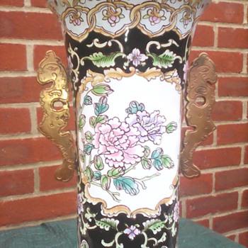 My vase - Asian