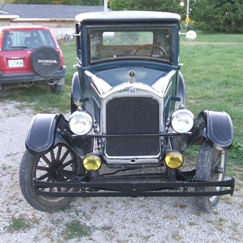 Quickie Post For NiceFice...1926 Star4 by Durant Motor Co. - Classic Cars