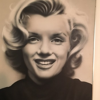 Marilyn Monroe Painting - Fine Art
