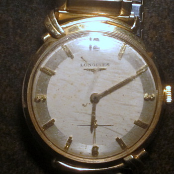 Vintage Longines Watch