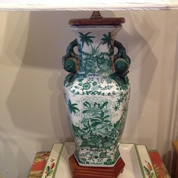 Ceramic lamps  - Lamps