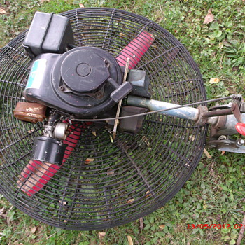 Susquehanna Air Motors SAMI 4 Outboard Fan Motor
