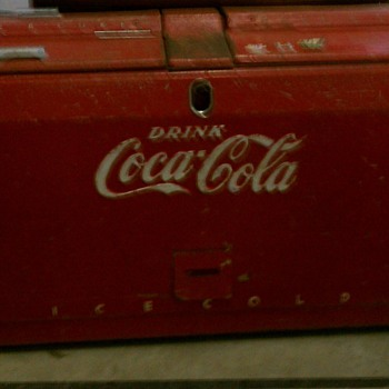 Westinghouse Coke Double Cooler