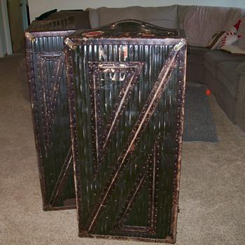 Innovation Wardrobe Trunk - Furniture