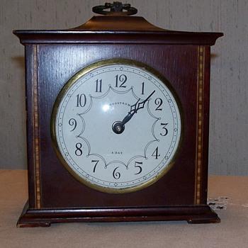 8 day clock - Clocks