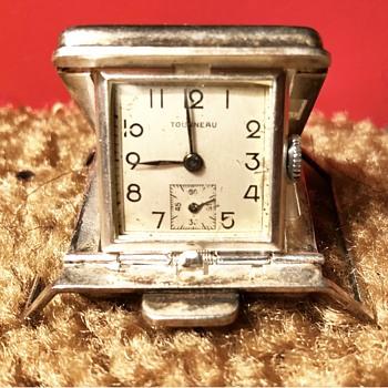 Vintage TOURNEAU Wristwatch  - Wristwatches