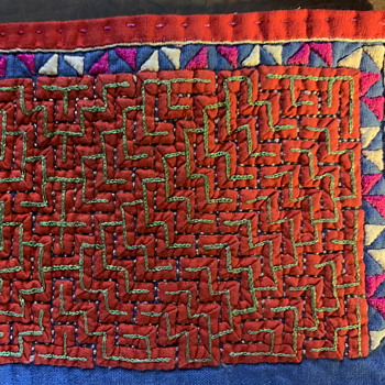 Last of the Intricate and Precise Textiles from Southeast Asia - I think. - Rugs and Textiles