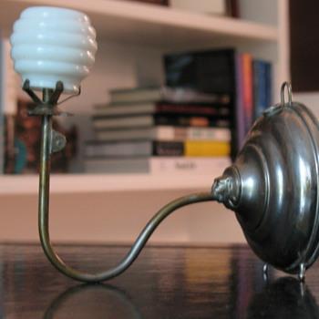 Petite Kerosene? Table or Wall Lamp