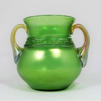 Loetz Ausfuehrungen 44 vase ca. 1907 PN II-5121 - Art Glass