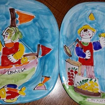 La Musa Italian Ceramics - Pottery